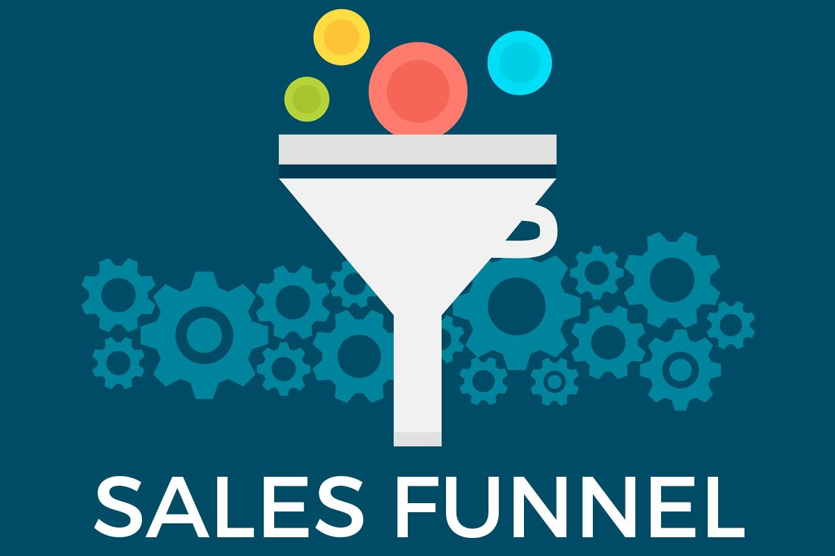 What's sales funnel?